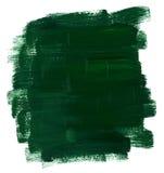 πράσινο ελαιόχρωμα Στοκ Φωτογραφίες