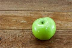 πράσινο ενιαίο teakwood ανασκόπη&sigm Στοκ Φωτογραφία