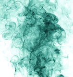 πράσινο λευκό καπνού ανασ αντιστροφή Στοκ φωτογραφία με δικαίωμα ελεύθερης χρήσης