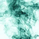 πράσινο λευκό καπνού ανασ αντιστροφή Στοκ Φωτογραφίες