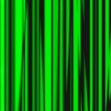 πράσινο θέατρο κουρτινών Στοκ Εικόνα