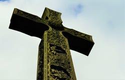 Πράσινο διαγώνιο μνημείο Στοκ Φωτογραφίες