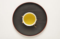 πράσινο ιαπωνικό τσάι Στοκ φωτογραφία με δικαίωμα ελεύθερης χρήσης