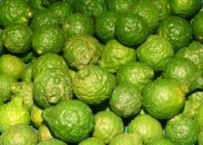 Πράσινο κίτρο Στοκ φωτογραφία με δικαίωμα ελεύθερης χρήσης