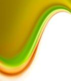 πράσινο καλοκαίρι συνόρω&n απεικόνιση αποθεμάτων