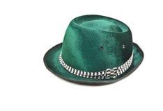 πράσινο καπέλο Στοκ Εικόνα