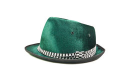 πράσινο καπέλο Στοκ Φωτογραφίες