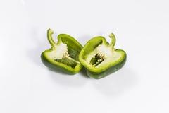 Πράσινο καψικό Στοκ φωτογραφία με δικαίωμα ελεύθερης χρήσης