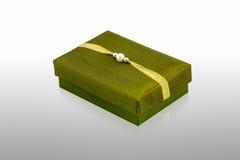 Πράσινο κιβώτιο Στοκ Εικόνα