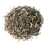 Πράσινο κινεζικό τσάι πιθήκων της Jasmine άσπρο Στοκ εικόνες με δικαίωμα ελεύθερης χρήσης