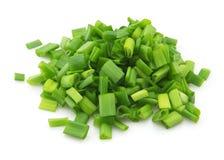 πράσινο κρεμμύδι Στοκ φωτογραφία με δικαίωμα ελεύθερης χρήσης