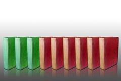 πράσινο κόκκινο έξι τρία κάλ&ups Στοκ φωτογραφίες με δικαίωμα ελεύθερης χρήσης