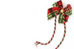 πράσινο κόκκινο δώρων Στοκ φωτογραφία με δικαίωμα ελεύθερης χρήσης