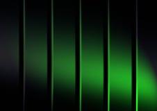 πράσινο μέταλλο ανασκόπησ& Στοκ Εικόνες