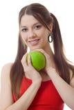πράσινο μήλου νεολαίες &gamm Στοκ Φωτογραφίες