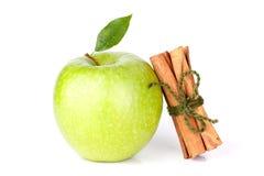 πράσινο μήλου ώριμος Στοκ Φωτογραφίες