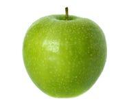 πράσινο μήλου ώριμος Στοκ εικόνα με δικαίωμα ελεύθερης χρήσης