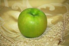 πράσινο μήλου Στοκ φωτογραφία με δικαίωμα ελεύθερης χρήσης