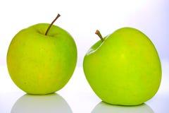 πράσινο μήλου στοκ εικόνα με δικαίωμα ελεύθερης χρήσης