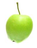 πράσινο μήλου juicy Στοκ Φωτογραφίες