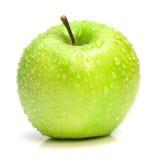 πράσινο μήλου juicy Στοκ Φωτογραφία