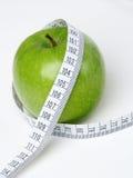 Πράσινο μήλο Στοκ φωτογραφίες με δικαίωμα ελεύθερης χρήσης