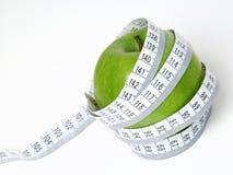 Πράσινο μήλο Στοκ εικόνες με δικαίωμα ελεύθερης χρήσης
