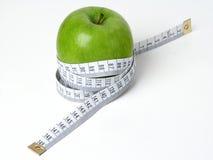 Πράσινο μήλο στοκ φωτογραφία