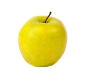 πράσινο μήλου κίτρινος Στοκ φωτογραφία με δικαίωμα ελεύθερης χρήσης