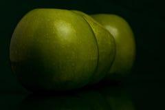 πράσινο μήλου Στοκ Φωτογραφίες