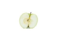 Πράσινο μήλο Στοκ Εικόνες