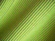 πράσινο μαλλί Στοκ εικόνα με δικαίωμα ελεύθερης χρήσης