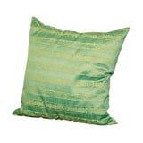 πράσινο μαξιλάρι Στοκ φωτογραφία με δικαίωμα ελεύθερης χρήσης