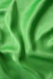 πράσινο μετάξι Στοκ εικόνα με δικαίωμα ελεύθερης χρήσης