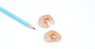 πράσινο μολύβι Στοκ Φωτογραφία