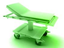 πράσινο νοσοκομείο σπορείων λίγη μητέρα κοντά στο νεογέννητο s Στοκ Φωτογραφίες