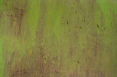 Πράσινο παλαιό metall BG ρύπου Στοκ φωτογραφίες με δικαίωμα ελεύθερης χρήσης