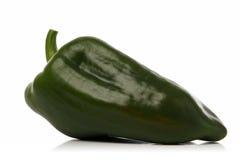 πράσινο πιπέρι Στοκ Φωτογραφίες