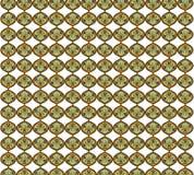 Πράσινο πρότυπο κρεμμυδιών Στοκ εικόνα με δικαίωμα ελεύθερης χρήσης