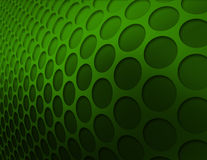 πράσινο πρότυπο κύκλων Στοκ εικόνα με δικαίωμα ελεύθερης χρήσης