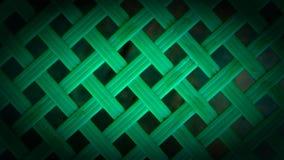 Πράσινο πλέγμα ταπετσαριών Στοκ φωτογραφία με δικαίωμα ελεύθερης χρήσης