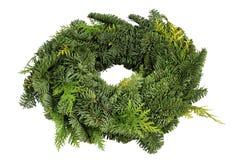 πράσινο στεφάνι στοκ εικόνες