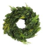 πράσινο στεφάνι στοκ φωτογραφία με δικαίωμα ελεύθερης χρήσης