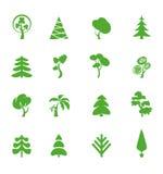 πράσινο σύνολο φύλλων ει&kapp Εικόνα οικολογίας φύσης Στοκ φωτογραφία με δικαίωμα ελεύθερης χρήσης