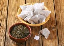 Πράσινο τσάι της Jasmine Στοκ εικόνες με δικαίωμα ελεύθερης χρήσης