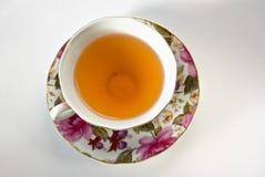 πράσινο τσάι φλυτζανιών Στοκ Εικόνα