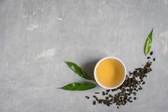 πράσινο τσάι oolong Στοκ Φωτογραφία