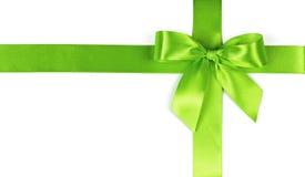 Πράσινο τόξο Στοκ Εικόνες