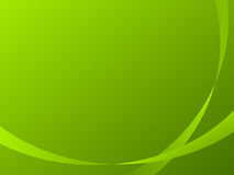 Πράσινο υπόβαθρο λουρίδων Στοκ φωτογραφία με δικαίωμα ελεύθερης χρήσης