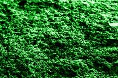 Πράσινο υπόβαθρο σύστασης πετρών Στοκ Εικόνες